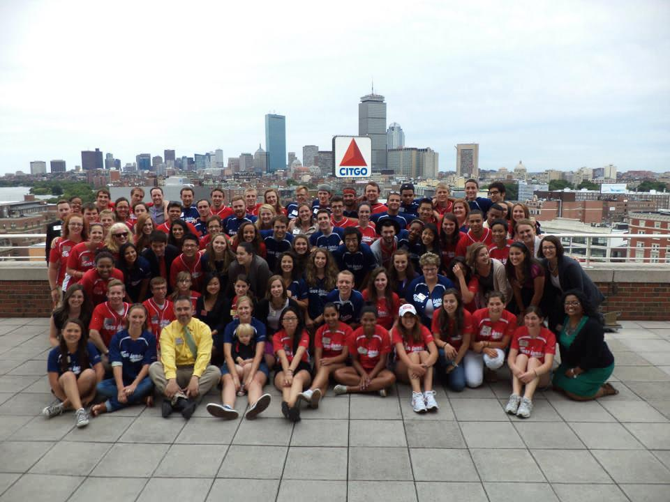 Summer Staff 2012